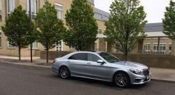2015 Mercedes S Class AMG LWB Limousine