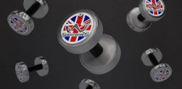 Watson Gym Equipment 3D Dumbbell Product Visuals