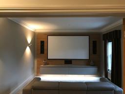 Cinema room | East Yorkshire