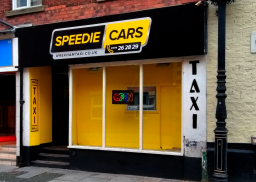 Speedie Cars Office