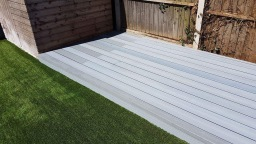 composite decking old swan