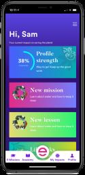 Earth Rewards Green App