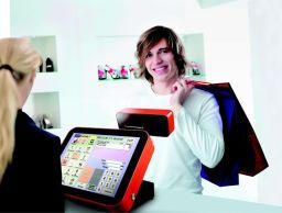 Tysso POS terminal with printer