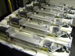 TDS Electric Edrive Shelfplate Production