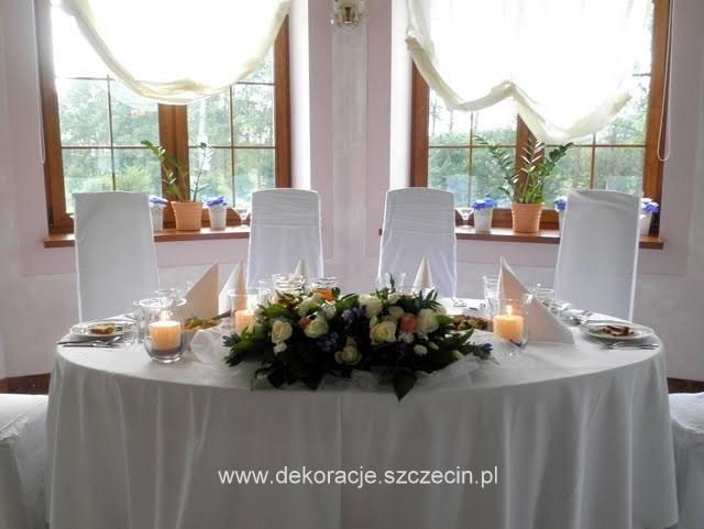 Dekoracje ślubne Weselne Szczecin Szczecin