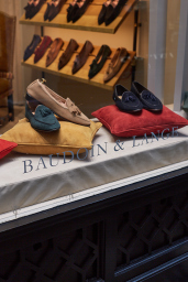 Loafers in Mayfair