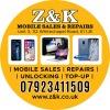Z&K Mobiles Sales and Repairs