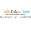 Polka Dots & Denim