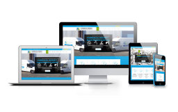 Web Design & SEO for Property Maintenance Company