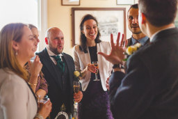 London Wedding Photographer - London Rowing Club