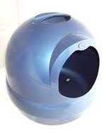 Booda Dome Blue Cat Litter Box