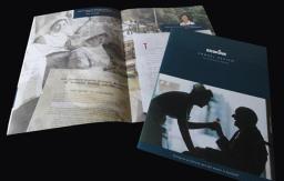 Brochure design by G3 Creative in Glasgow