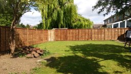 Fencing in Langford