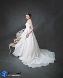 Bridal Studio Portrait
