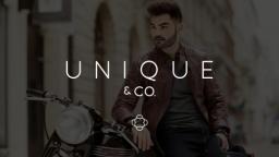 Unique & Co. branding