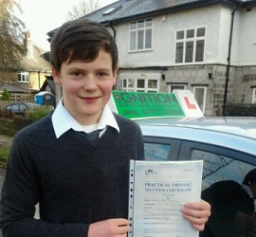 Passed with Ignition Driving School