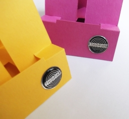 Our 'Bubble' labels provide a classy look to your branding