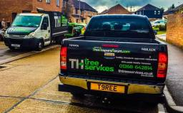 T.H Trees Work Vehicles.