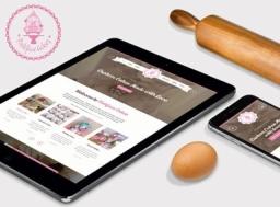 Pinkface Cakes Website