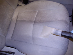 UPHOLSTERY SHAMPOO - During