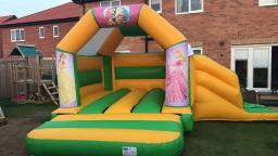 Bouncy Castle Slide Peterborough