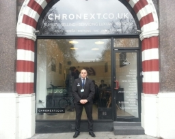 Security For Luxury Brand Shops