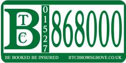 BTC. Bromsgrove Taxi Cabs