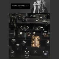 Amanda Wakeley Window Display
