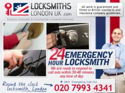 Emergency Locksmiths London