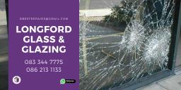 longford glass glazing broken windows fixed