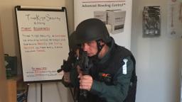Hostile training and Condo training held at our secret location in Cumbria.