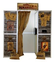 The Saloon Bar Photo Booth