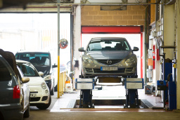 Car MOT Checks at Cross Lane Garage