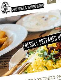 The Millpool Bar & Restaurant Website