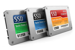 SSD drives for laptops and computers in Hove