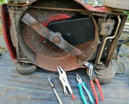 Belt Drive Guard Repair