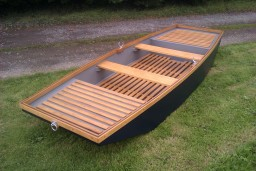 14ft traditional leisure punt.