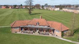 The Cricket Pavilion Pocklington School