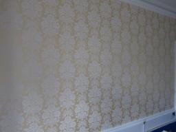 Formal Sanderson Wallpaper, near Wellington.