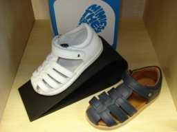 Bobux Sandals with toe protector