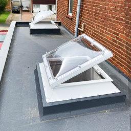 Coxdome rooflights