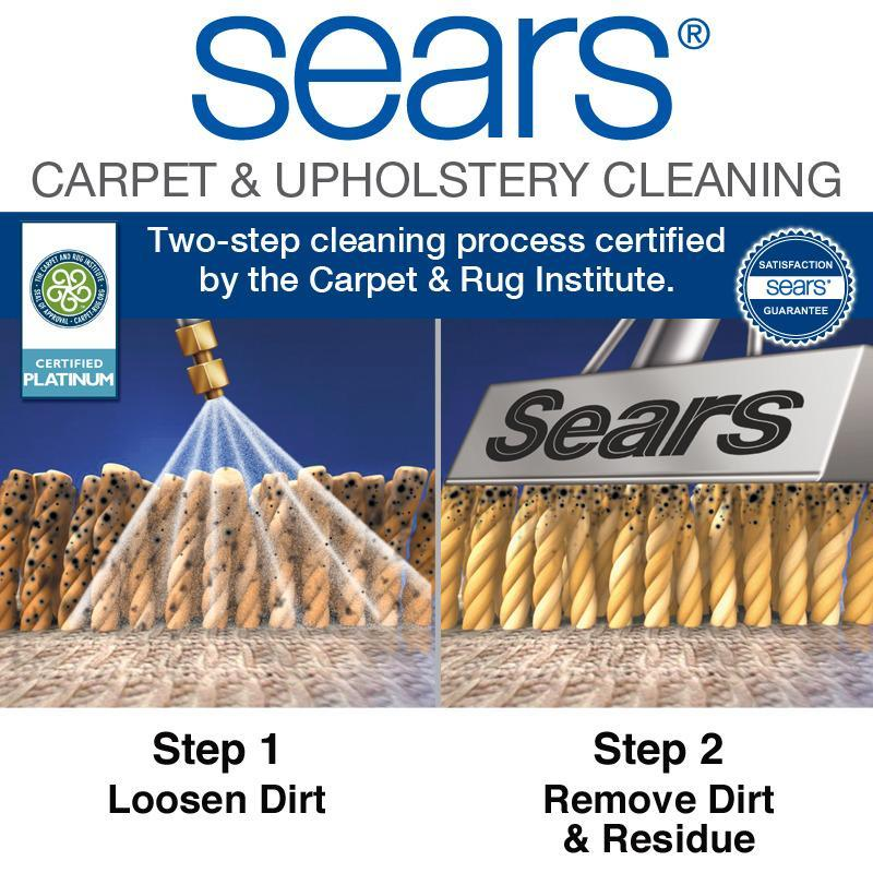 Sears Carpet Cleaning Amp Air Duct Cleaning 771 Dearborn