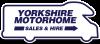 Yorkshire Motorhome Sales & Hire