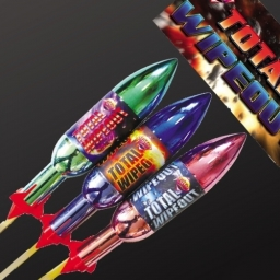 Total Wipeout by Brightstar from MDL Fireworks