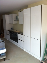Kitchen Installation.  Bengeo