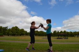 Boxing fun