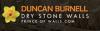 Duncan Burnell, Dry Stone Walls