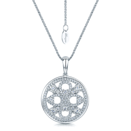 Diamond Pendants From Berry's Jewellers