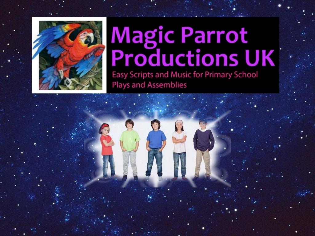 Magic Parrot School plays 14 Bolton Close, Chessington