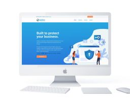 Optec IT Company Website Design